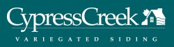 Cypress Creek Variegated Vinyl Siding