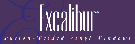 Excalibur Fusion-Welded Vinyl Windows